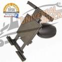 Ext-2, doppia presa accendisigari impermeabile, montaggio ad incasso, 12/24V