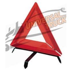 Triangolo auto ferma, piedistallo a croce
