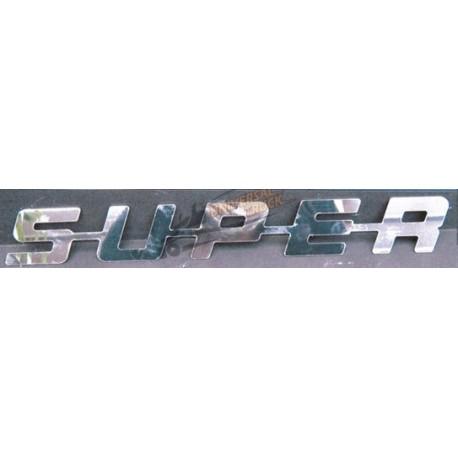 SCRITTA SUPER