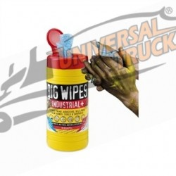 SALVIETTINE SGRASSANTI INDUSTRIALI WIPES 40PZ