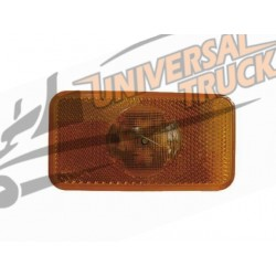 FANALE LATERALE LED ARANCIO DAF- RENAULT- IVECO