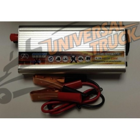 INVERTER INGRESSO IMPORT 24V-800W BLISTER