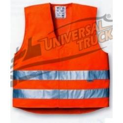 Life-Vest, veste riflettente - Arancio/Giallo