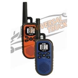 I-TALK T40     COPPIA DI WALKIE-TALKIES PMR446 8CH UHF FM