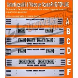 VISIERA PER SCANIA R1-R2-TOPLINE
