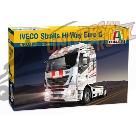 IVECO STRALIS HI-WAY EURO 5