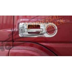 CONTORNO MANIGLIA ACCIAIO MERCEDES ACTROS MP2/MP3