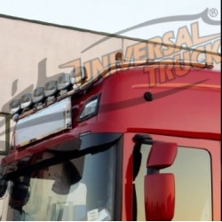 BULL BAR PORTAFARI SUPERIORE DIAM 60 PER ACTROS MP4 SENZA LED