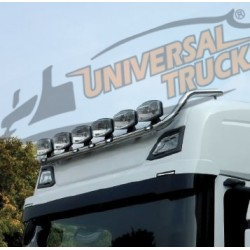 BULL BAR PORTAFARI DIAM 60 SCANIA S/RNEW GENERATION MODELLO CORTO (LED A PARTE € 15,00)