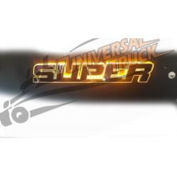 SCRITTA SUPER LED 24V