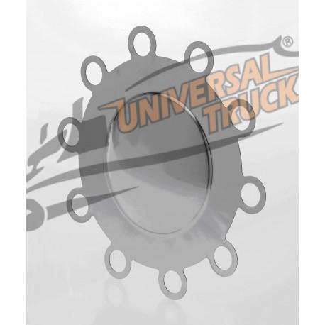 Coppa Coprimozzo anteriore con Bombatura per cerchi normali e in lega