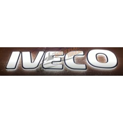 LETTERE 3D PER IVECO S-WAY ILLUMINATE