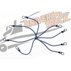 Corda elastica ragno 8 ganci diametro 10 mm