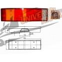 PLASTICA FANALE EUROPOINT II DX/SX