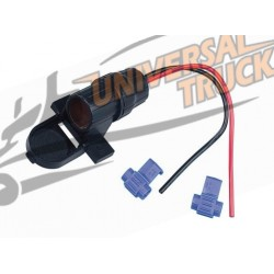 Presa accendisigari montaggio superficie 12/24V