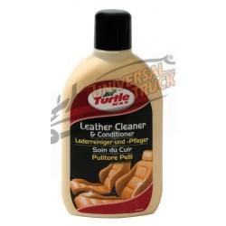 Pulitore ed ammorbidente per pelle - 500 ml