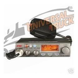RICETRASMETTITORE VEICOLARE CB 27 MHz. INTEK M-795 POWER