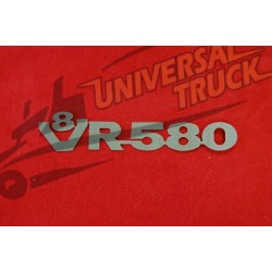 SCRITTA V8-R580 INOX