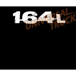SCRITTA 164 L INOX