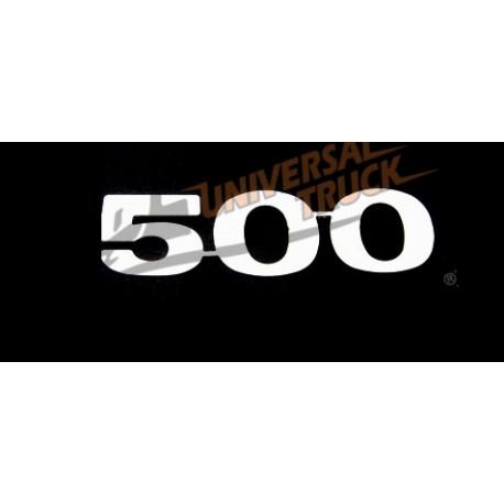SCRITTA 500