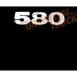 SCRITTA 580