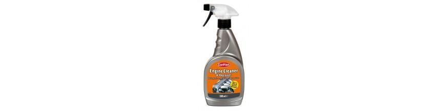 pulizia chimica e deodoranti